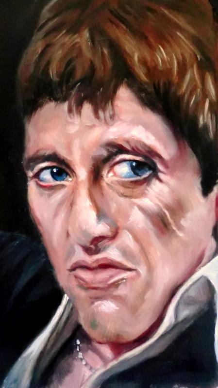 Al Pacino par hidemitada